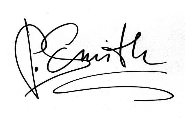 Digitale handtekening uitgelicht
